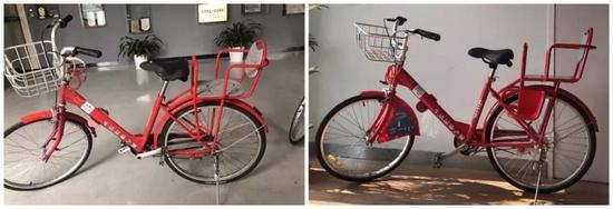 """杭州""""改良版""""亲子式公共自行车,"""