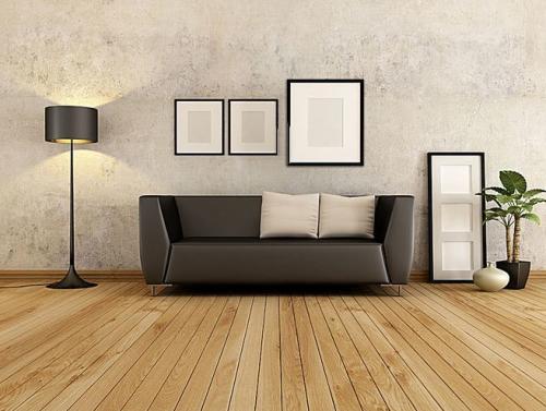 3、窗帘选择落地式,垂感强的款式。