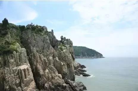 仙叠岩火山岩地貌