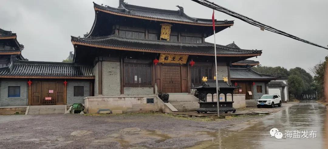 注意 春节期间海盐各宗教场所暂不开放