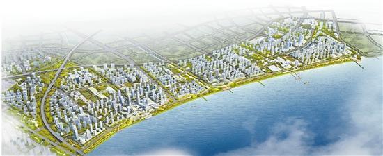 未来的钱江新城二期,将是世界级企业总部的集聚地