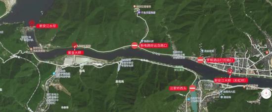 新安江水库泄洪期间 这些路段实行交通管制要注意安全