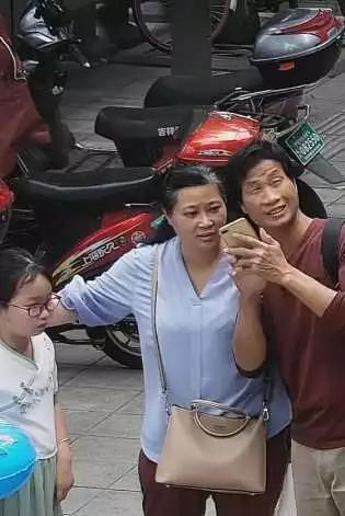 7月7日三人监控出现画面