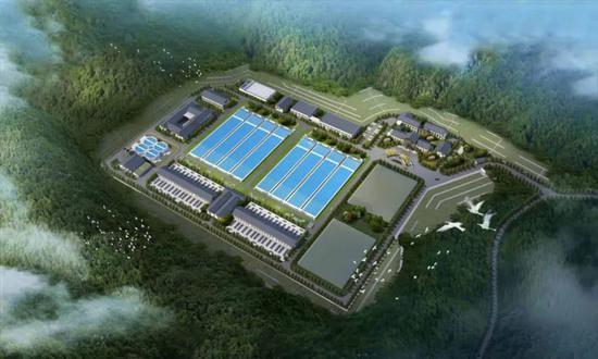 浙江一新水厂投入试运行 未来将惠及120余万市民