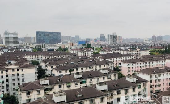 杭州采荷街道将对11个社区老旧小区进行综合提升改造