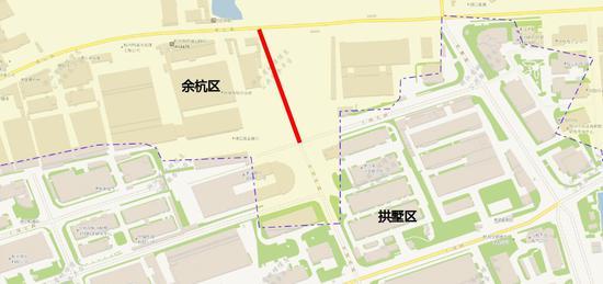 """杭州今年计划打通24条""""断头""""道路 目前7条已完工"""
