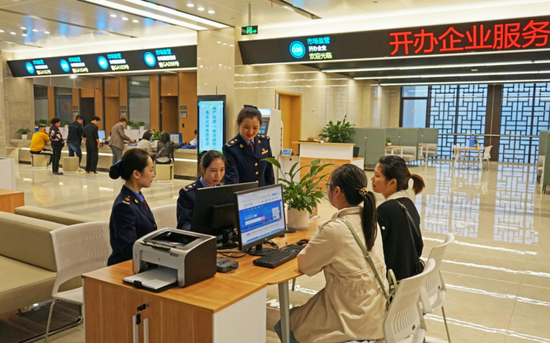 杭州开办企业以分钟计 进口冷链食品安全如何保障