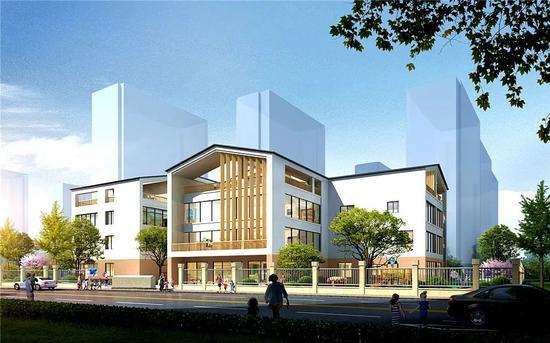 杭州将新建一批学校和幼儿园 完善全市的教学服务