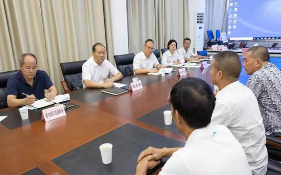 浦江县领导接访下访为群众排忧解难