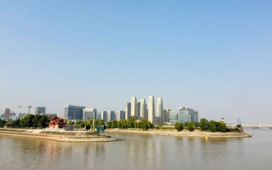 江河汇综合体开工奠基总投资300亿 杭州引入外资之