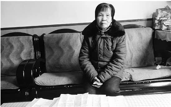江群凤老太。