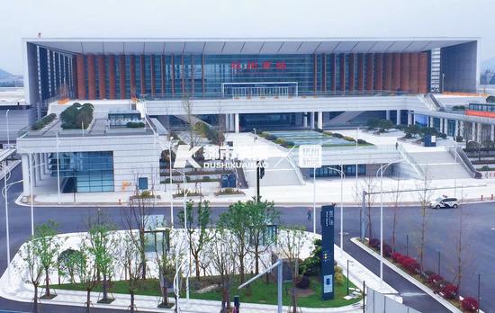 杭州火车南站预计今年7月1日开通 或与机场空铁联运