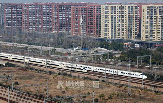 杭州人高铁出勤已成新选择 有人因此省下了100多万