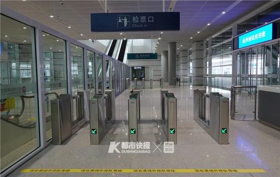 杭州火车南站今天正式开通运营 地铁公交攻略看这里