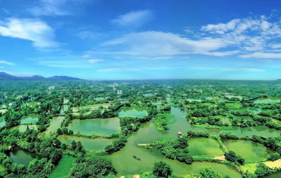 浙江省文化和旅游厅公布 全省旅游业行动试点名单