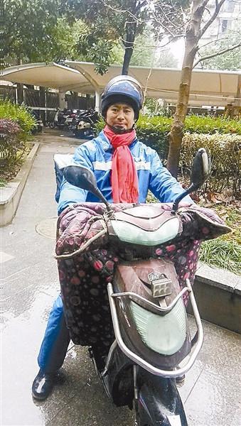 """年度""""跑单王"""",46岁河南大叔冯本军"""