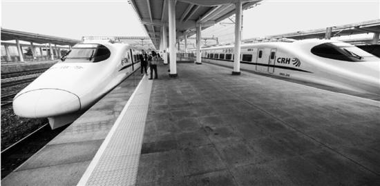衢九铁路昨起满图试运行 预计年底具备开通条件
