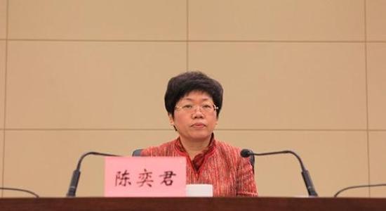 台州或迎首位女市委书记 浙江女性市委书记有过几位