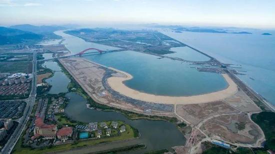 梅山湾省级旅游度假区