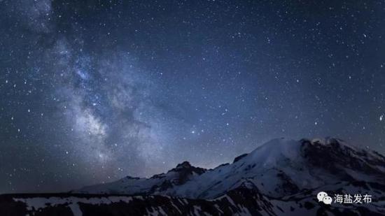 凉凉黑夜,寂寂星河,浩瀚星空总给人带来无限遐想。