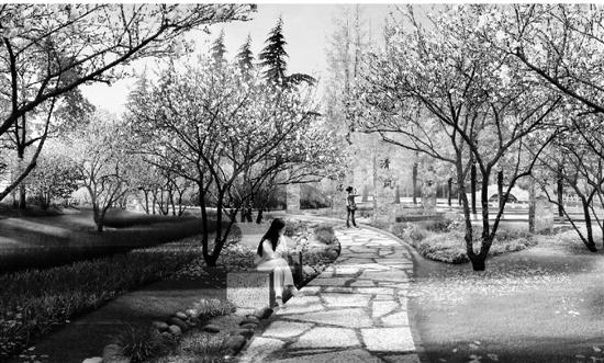 杭州2条河道设计方案出炉 明年春天可赏樱花看桃林