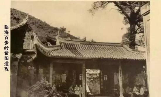 临海有一条全国保存最完好的古街之一:紫阳街