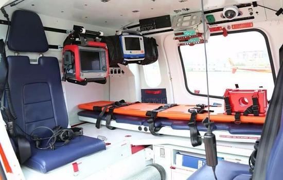 目前,直升机救援主要用于三个途径: