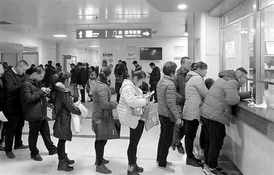 浙江成人流感来势猛病人激增一倍 就诊要等2个多小时