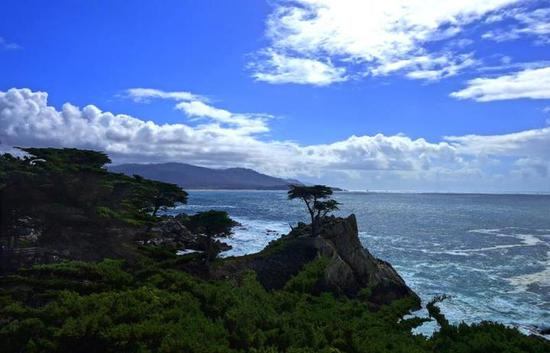 《17英里》杨铭民摄于美国加州