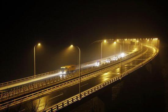 【8个设区城市PM2.5浓度均下降】