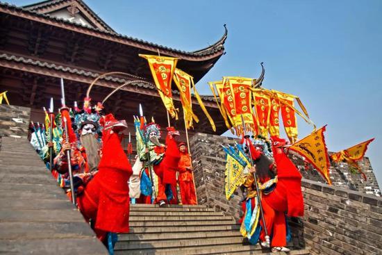 大年初二回娘家 来杭州这些地方体验年俗