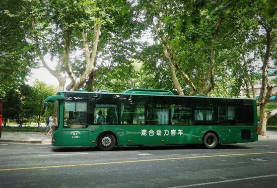杭州进入春季旅游旺季 公交站点调整春游专线开通