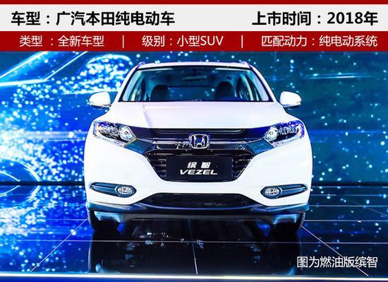 广汽本田将推5款新车 新款飞度1月上市高清图片