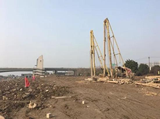 12月31日智慧新天地创新中心开工建设
