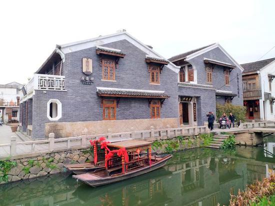 《小桥流水人家》王红伟摄于温州