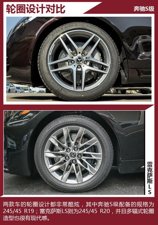 文章标签: 奔驰S级 雷克萨斯LS级 车型对比