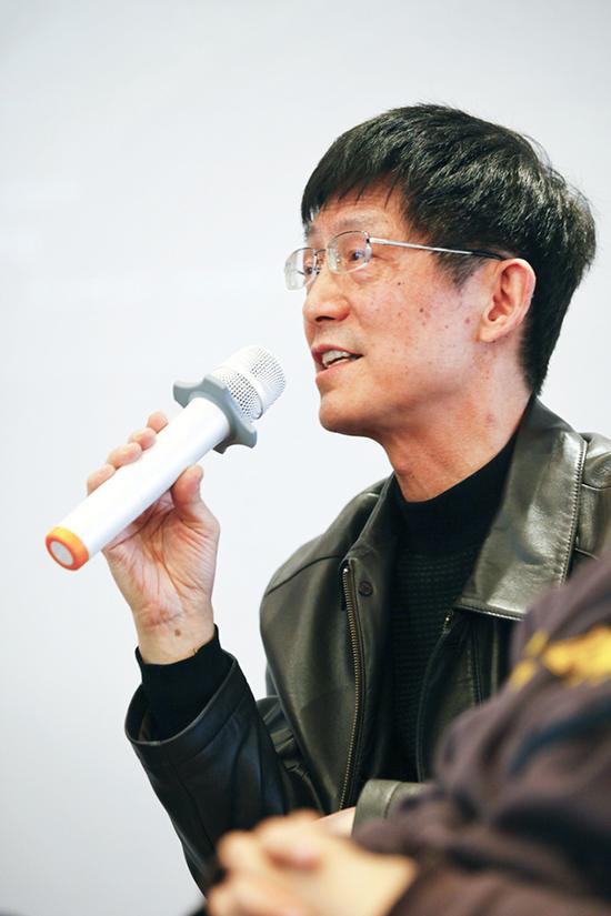 刘绪源先生生前照片。 高剑平 澎湃资料