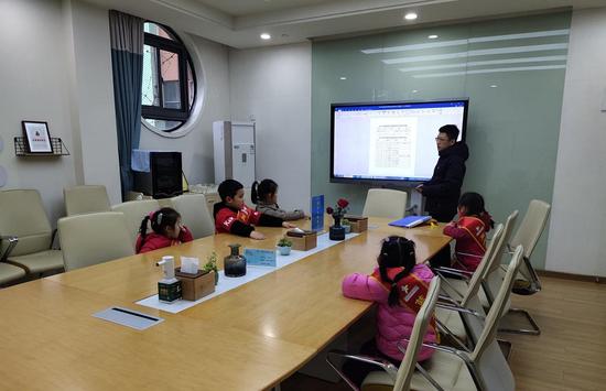 """杭州市舟山路学前教育集团:成立""""安全侦查小分队"""""""