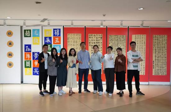 杭州市余杭区光华外国语学校:纸墨飘香,至美校园