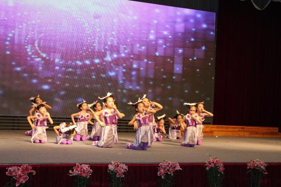 悦动童心 梦想起航--杭州市天水幼儿园天水园区