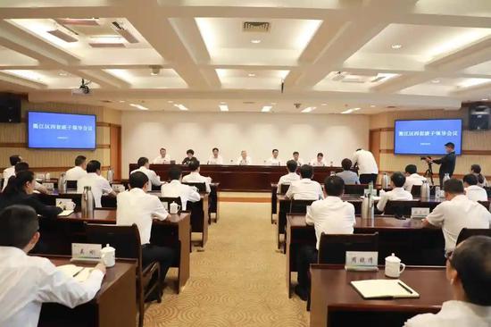 衢江区政府主要领导调整