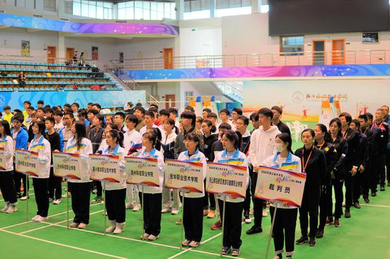 """浙江旅游职业学院:体教融合,助力亚运!这所高校让体育""""C位出镜"""""""
