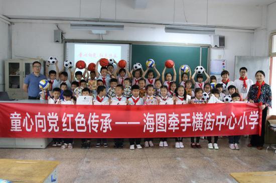 六一国际儿童节将至 海曙的山区孩子收到阅读礼包