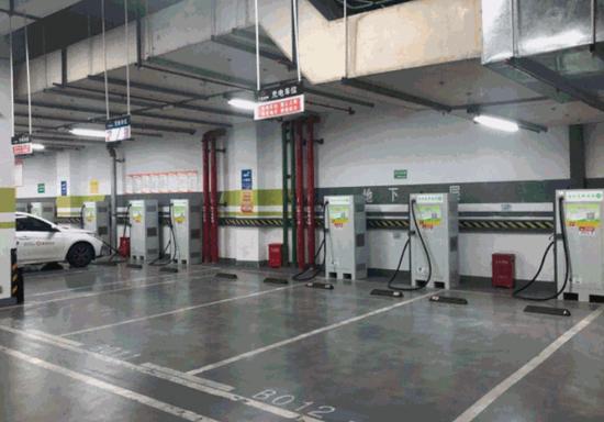 @新能源车主 杭州萧山这些地方已布好专用充电车位