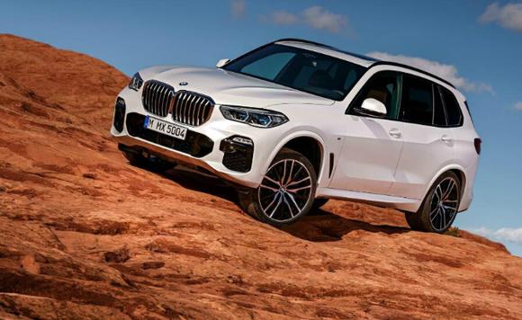 标杆全新BMW X5将于广州车展开启预售