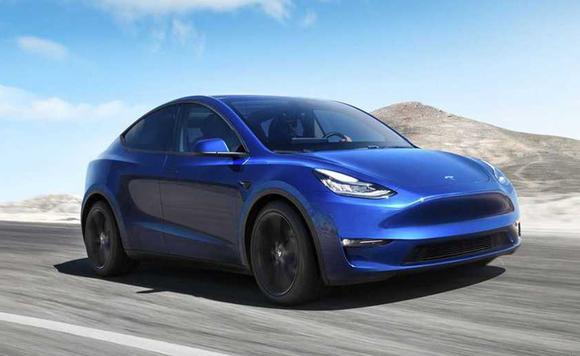 特斯拉Model Y正式亮相 紧凑型电动SUV