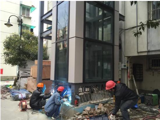 全省第一全国前列 杭州住宅加装电梯惠及约2.2万住户