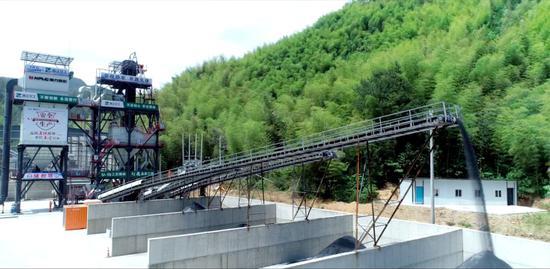 浙江临建高速绿色发展再出发 500万吨洞渣变废为宝