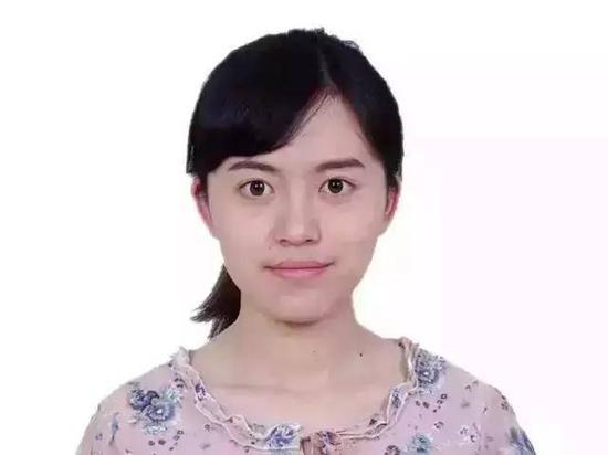 陆盈盈生活照(图片来源网络)