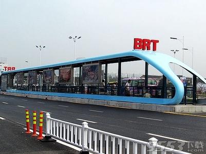 金华BRT3号线和4号线走向确定 国庆节前投入使用图片